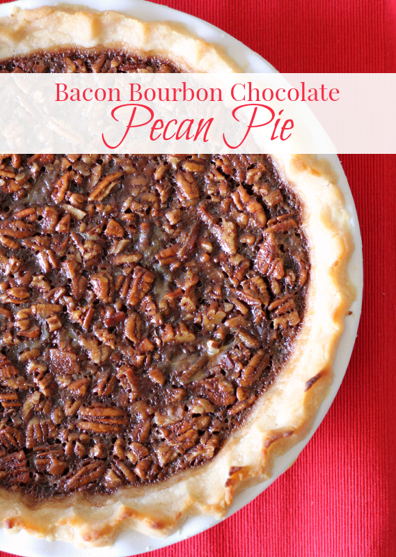 pies every year for the holidays, I've even made chocolate pecan pie ...