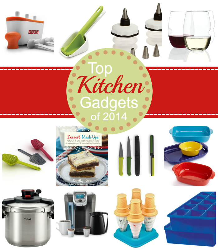 Top Kitchen Gadgets Of 2014