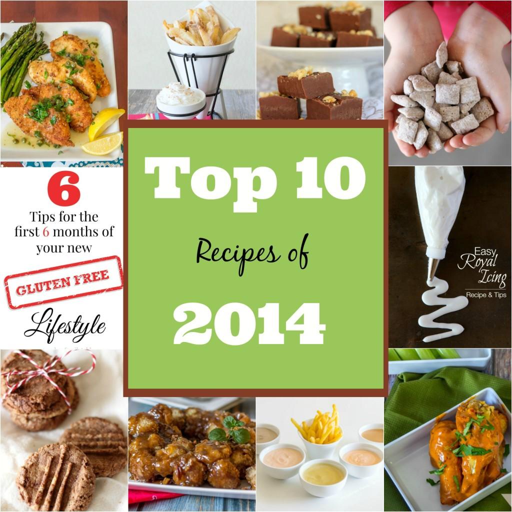Top recipes of 2014