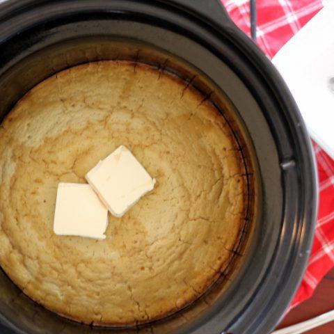 Gluten Free Slow Cooker Pancakes