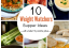 10 Weight Watchers Supper Ideas (all under 9 points plus)