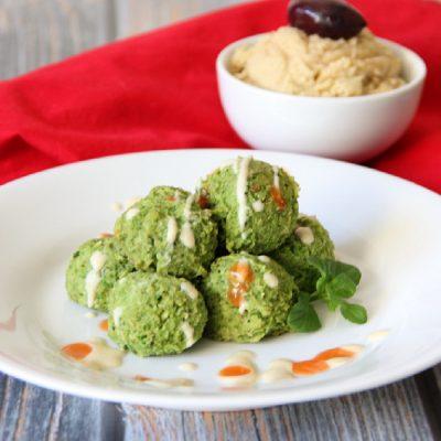 Pea-Afel (Vegan Falafel)