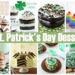 25 St. Patrick's Day Desserts