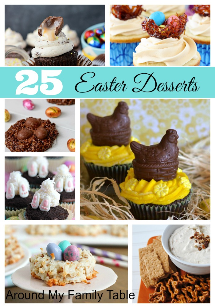Easter Collage title