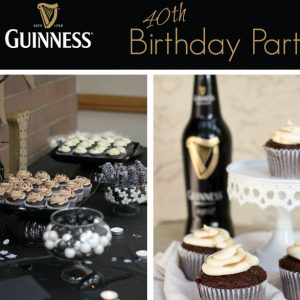 Guinness 40th Birthday Party