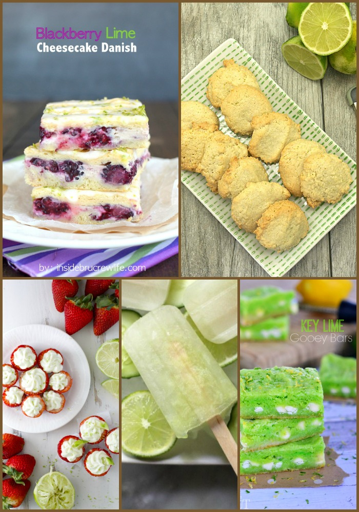 Get ready to pucker up because I have rounded up the 25 best lime desserts. These tangy sweets are guaranteed to get you drooling!