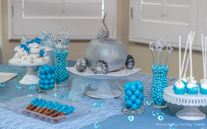 Cinderella Party Decoration