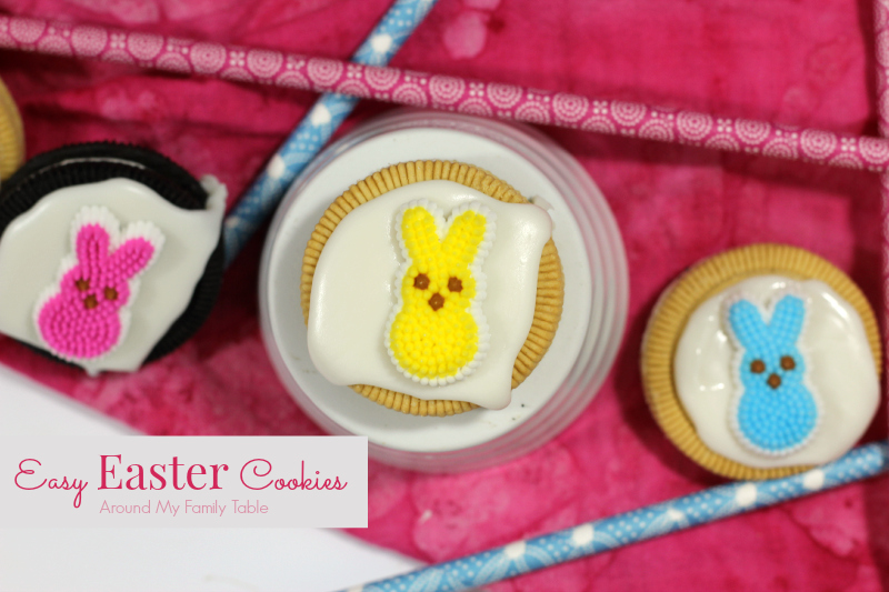 Easy Easter Cookies...only 3 ingredients!
