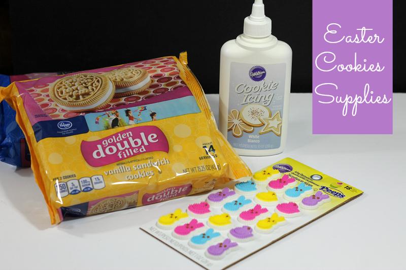 Easy Easter Cookies...only 3 ingredients!