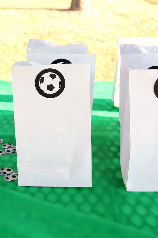 From birthdays to end of season parties these Soccer Theme Party Ideas will impress all your little soccer fans!