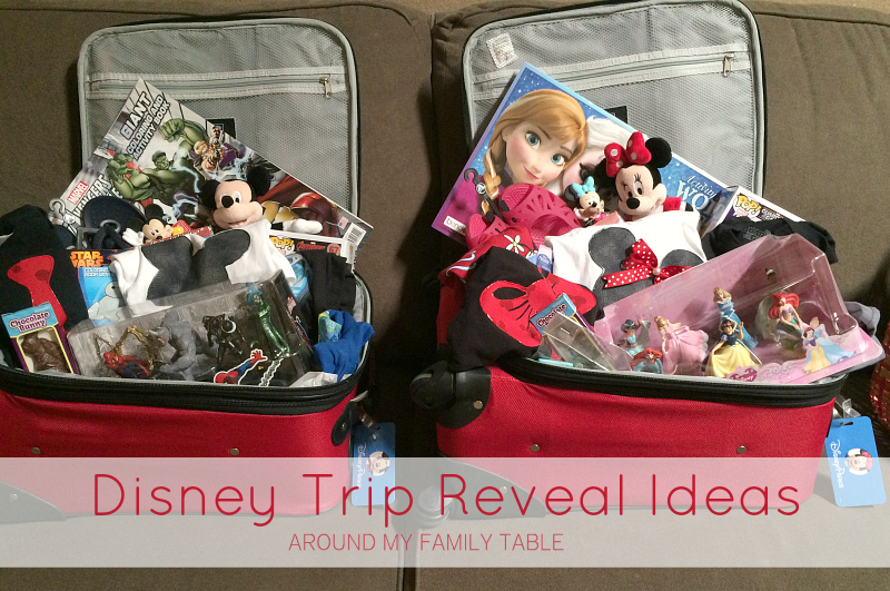 How to Reveal a Disney Trip to Your Kids