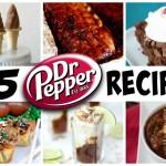 25 Dr. Pepper Recipes