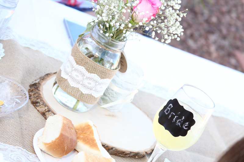DIY Bridal Shower 4 - Mandi Pimental