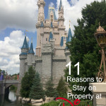 11 Reasons to Stay at One of the DisneyWorld Resorts