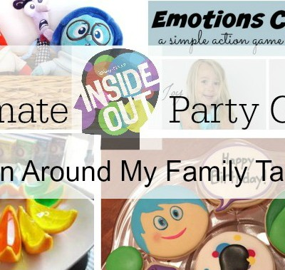 Ultimate Inside Out Movie Party Guide