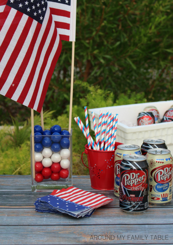 Stay safe and have a wonderful party with these 4th of July Entertaining Tips.