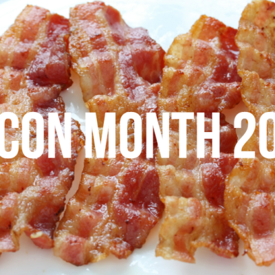 Bacon Month & a Giveaway