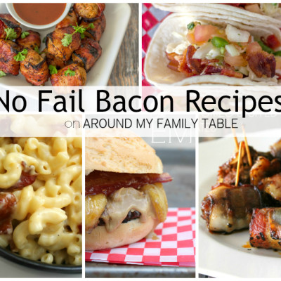 25 No Fail Bacon Meal Solutions