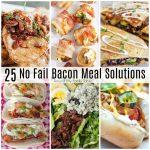 25 Best Bacon Recipes