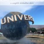 Universal Orlando Resort...A Complete Destination Choice