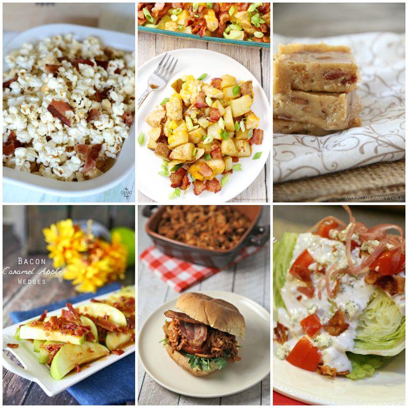 6 BACON Inspired Recipes