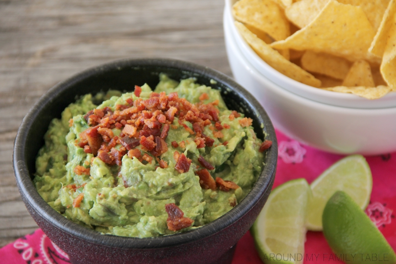 yields 8 bacon guacamole bacon guacamole it s the best dang guacamole ...