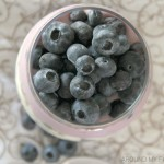Blueberries & Cream Yogurt Parfait