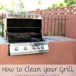 Tips for easy grill maintenance and how to clean your grill after each use and at the end of grilling season!