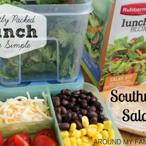Southwest Vegetarian Salad