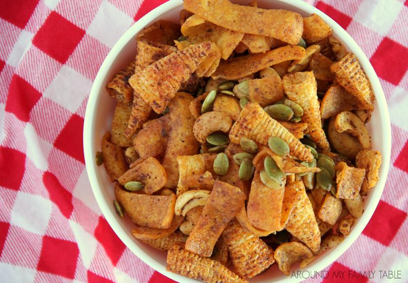 Crunchy Taco Mix - Around My Family Table