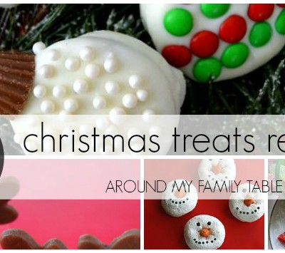 Christmas treat recipes