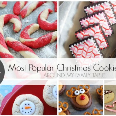 Most Popular Christmas Cookie Recipes