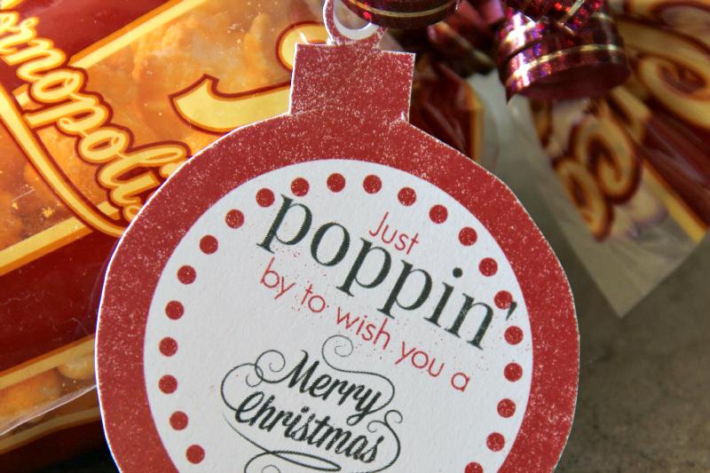Popcorn Christmas Gifts