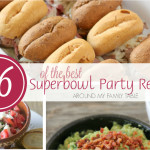 Superbowl Party Recipes