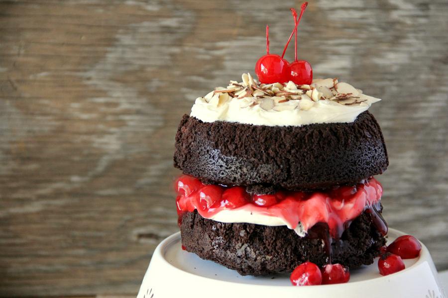 Black Forest Cake Mix Walmart