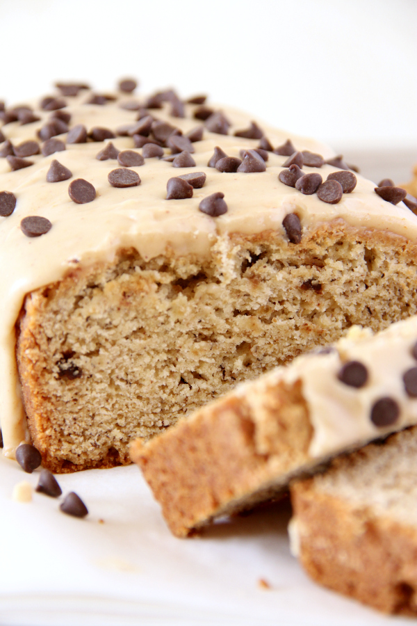 and this Chocolate Chip Peanut Butter Banana Bread with Peanut Butter ...