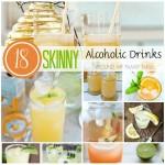 Skinny Alcoholic Drinks for Summer