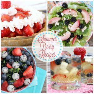 17 Summer Berry Recipes