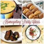 Homegating Party Ideas
