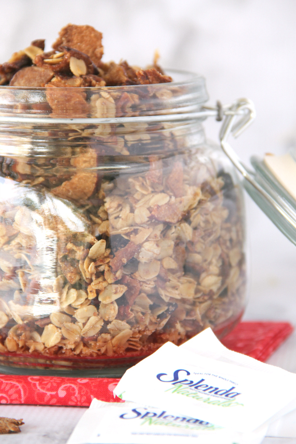 Apple Cinnamon Granola then you must pop over to see my other granola ...