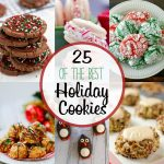 25 Best Holiday Cookies