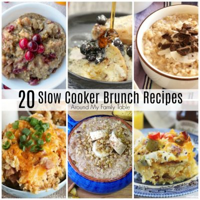 20 Slow Cooker Brunch Recipes