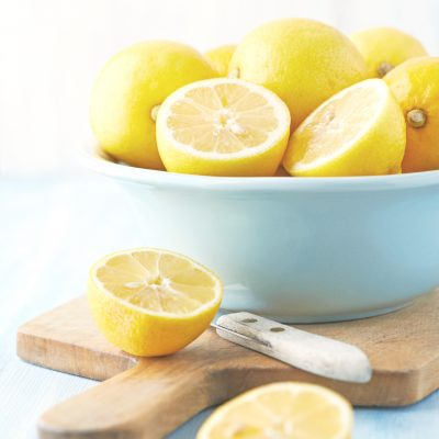 Tips for Freezing Lemons