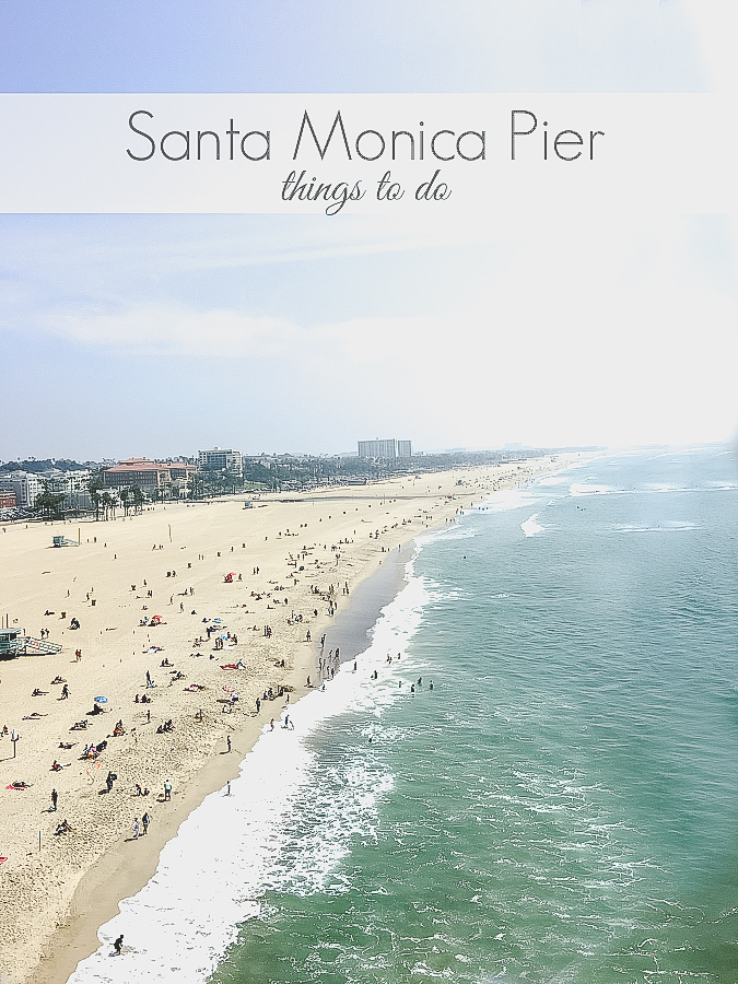 Santa Monica Beach is truly a classical example of a great California beach and Santa Monica Pier is the end of iconic Route 66 with so many things to do and see. Read about all the fun we had. Santa Monica Beach: Things to Do