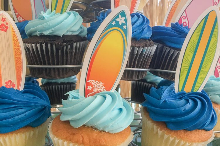 Surf's Up Birthday Party