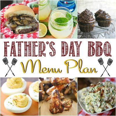 Perfect Father's Day BBQ Menu