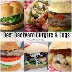 Best Backyard Burger & Dog Recipes