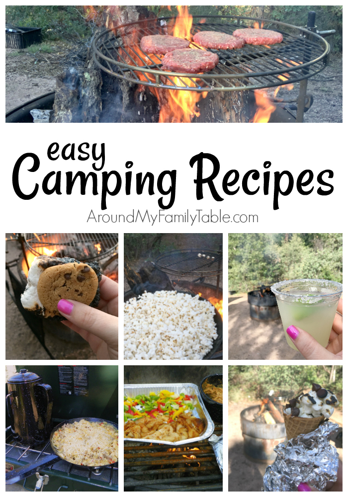 Your Next Family Camping Trip Will Be Less Stressful And A Whole Lot Tastier With These