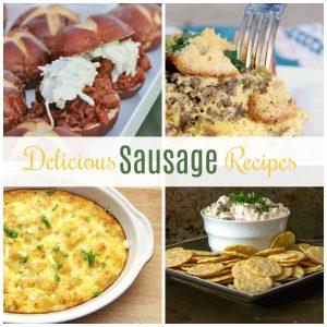 8 Delicious Sausage Recipes