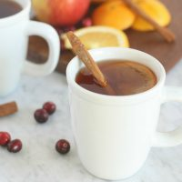 Slow Cooker Party Punch